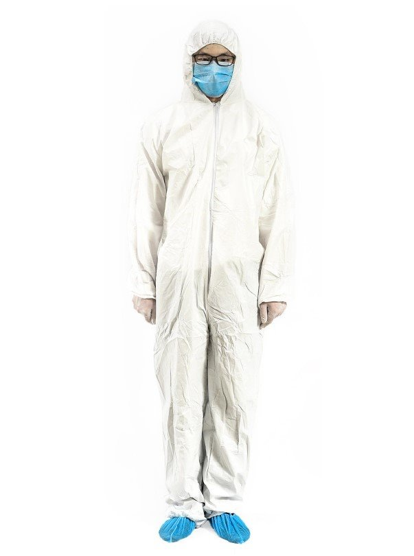 Disposable Isolation Gown - MAR - Dailytec