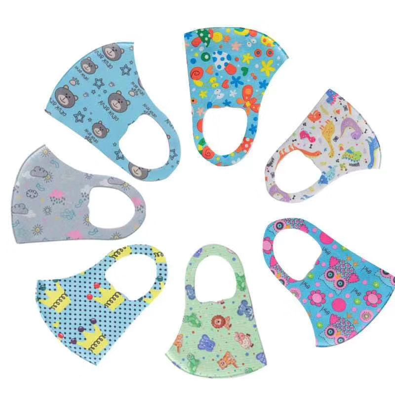 Children - Kids Protection Face Masks - Non Medical - FM05 - PAR - Dailytec