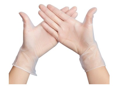 Disposable PVC Vinyl Examination Gloves - LOR - Dailytec