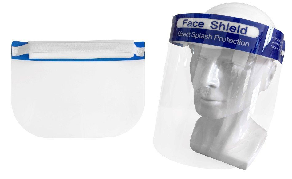 Face Shield - M232 - MAR - Dailytec