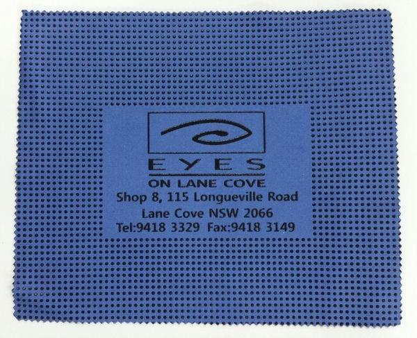 Hightec Lens Cloths with antislip dots  - Dailytec