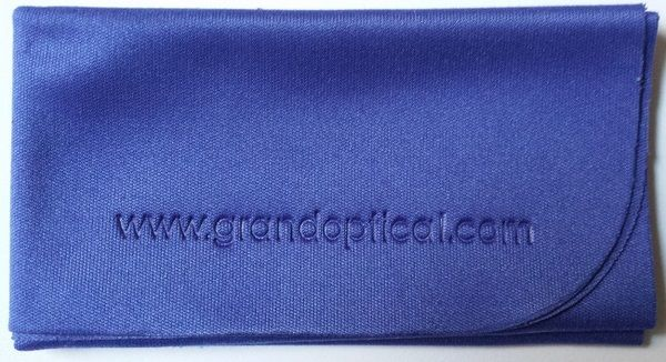 Hightec lens cloths with logo embossed - Dailytec