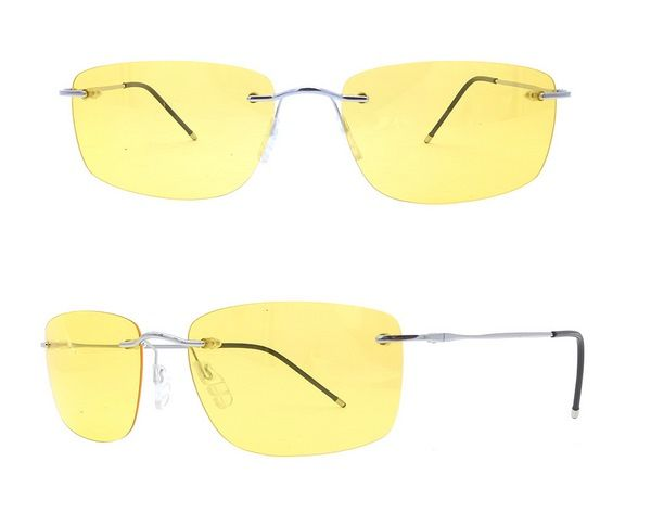 Ethical anti-glare Eyewear Toplight for night driving - Dailytec