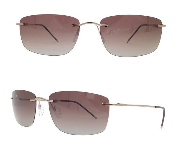 Ethical polarized solar Eyewear Toplight - Dailytec