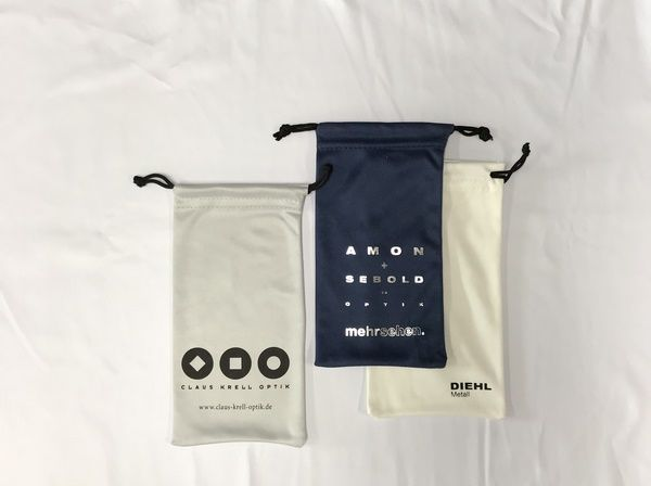 Drawstring Pouches (DSP), Silk screen  printing Logo 1 C or 2 C - Dailytec