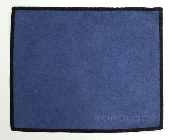 Towels and scarves Suede with logo embossed - Dailytec