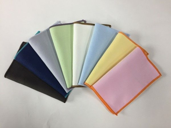 Towels and scarves Suede plain colours - Dailytec